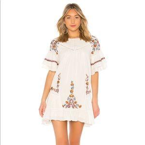 Pavlo Dress in Ivory